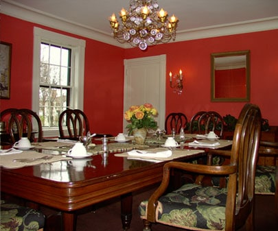 Bed and Breakfast in Bath, Maine