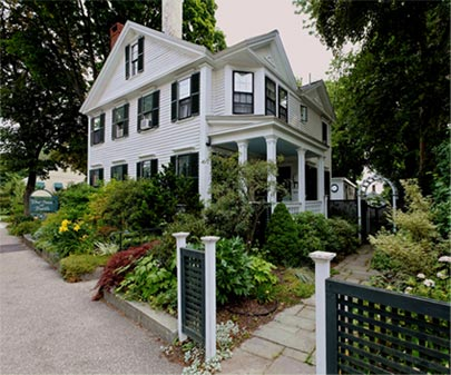 Bed and Breakfast in Bath Maine